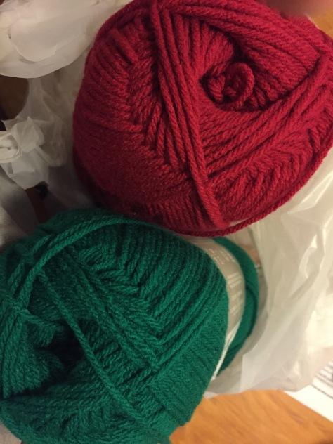 Christmas Yarn