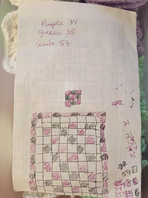 Handwritten Pattern