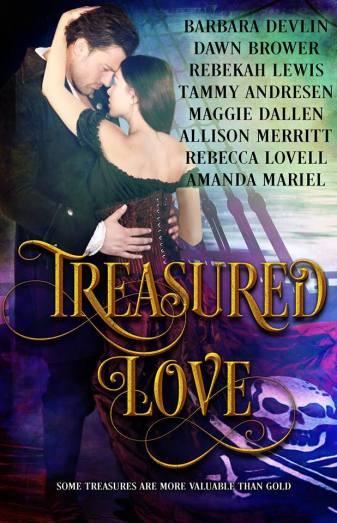 treasured Love cover